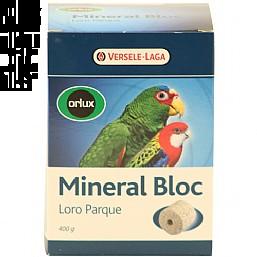 Loro Parque Bird Mineral Block 400g