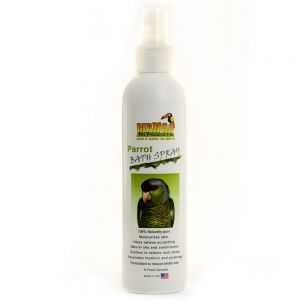 Mango Parrot Feather Bath Spray 8oz