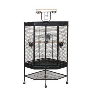 Liberta Alaska Corner Cage - Medium Parrot