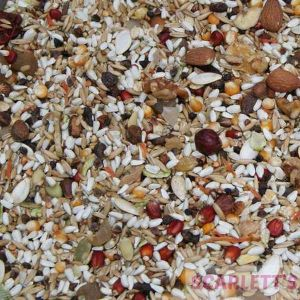 SCARLETTS AS30 NO PEANUT NO SUNFLOWER SEED MIX 2.5KG- EXCLUSIVE