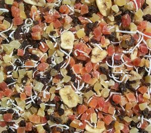 AS320 Dried Fruit Mix 5kg