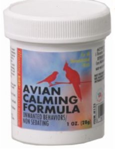 Avian Calming Formula 1oz