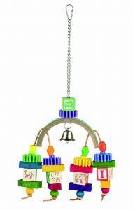 Block Play Bird Toy
