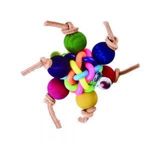 Knots Of Love Medium Bird Foot Toy