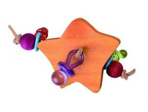 Little Star - Bird Foot Toy