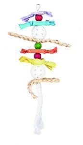 Candy Crunch Small Bird Toy