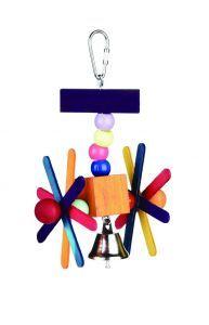 Flying Wheel Small Bird Toy