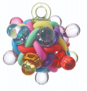 Binky Ball Small Bird Foot Toy
