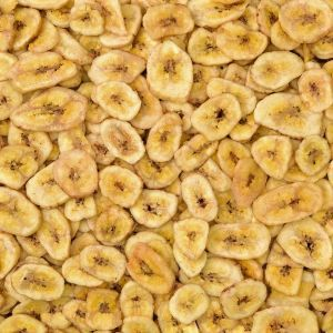 Sweet Banana Chips Bird Treat - 1kg