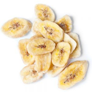 Dried Banana Chips 100g