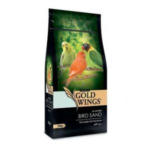 Gold Wings Bird Sand Grit 350g