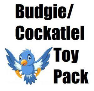 Budgie Cockatiel Small Bird Pack