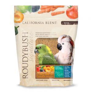 Roudybush California Maintenance Diet Medium 10lb