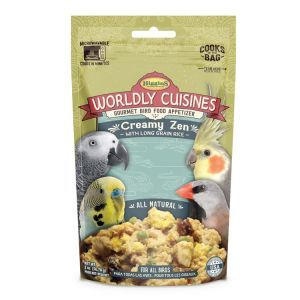 Higgins Worldly Cuisines Creamy Zen 2oz