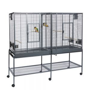 Rainforest Flight Double Bird Cage