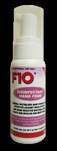 F10 Hand Foam 50ml