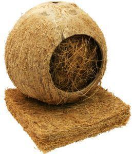 Nesting Platform Budgie Toy