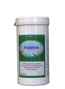 Flourish Herbal Immune System Booster 80g
