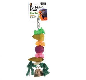 Forbid N Fruit Bird Toy