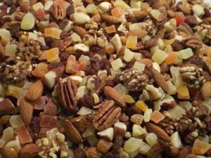 Tidymix Mixed Fruit and Nut Parrot Treat - Human Grade 250g