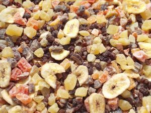 Tidymix Mixed Fruit Parrot Treat - 2kg - Human Grade