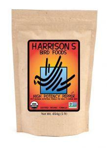 Harrisons High Potency Pepper Fine 454