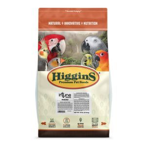 Higgins InTune Macaw Complete Diet 18lb