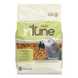Higgins InTune Parrot Complete Diet 1.9oz Trial Size