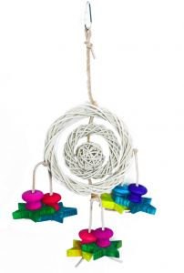 Ring A Roses Shreddable Bird Toy