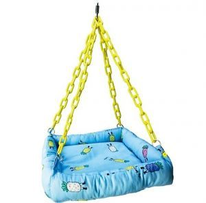 Up Up & Away Small Bird Swing