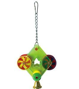 Crazy Twist Small Bird Toy