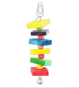Beaky Blocks - Wood Bird Toy