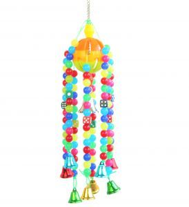 Crazy Cluster Small Bird Toy
