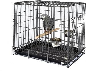 Medium Bird Travel Cage