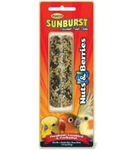 SUNBURST GOURMET TREAT STICK NUTS & BERRIES