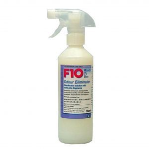 F10 Odour Eliminator Bird Safe Air Freshener 500ml