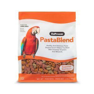 Zupreem Pastablend Large Parrot