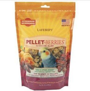 Pellet Berries Sunny Orchard Cockatiel 284g