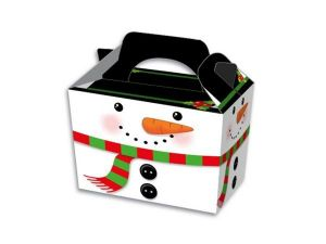 Snowman Fun Foraging Box