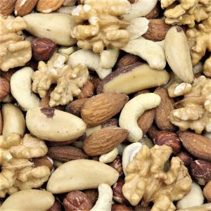 Deluxe Peanut Free Mixed Nuts Bird Treat - Human Grade - 1kg