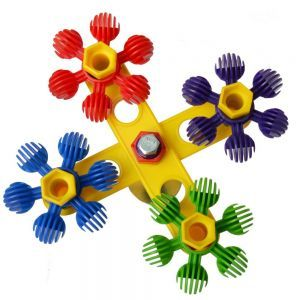 Spin Cycle Plastic Bird Toy