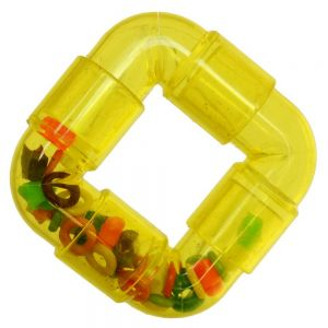 Rattler Ring Parrot Foot Toy