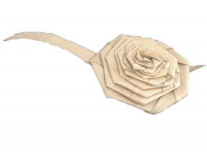 Small Buri Rosette Shredding Toy