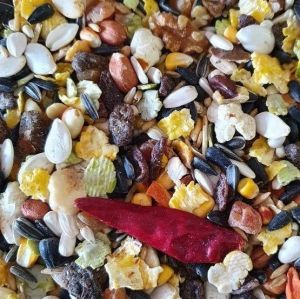 Marriages Fruit & Nut Feast Bird Food 600g