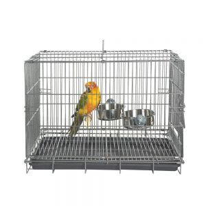 Liberta Small Bird Travel Cage