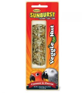 SUNBURST GOURMET TREAT STICK VEGGIE NUT
