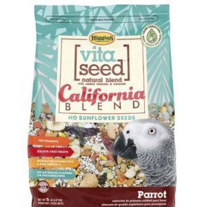 Higgins Vita Seed California Blend Parrot 2lb