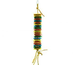 Zoo Max Kooky Small Medium Bird Toy
