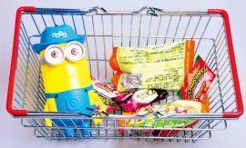 Birdie Shopping Basket Large - Training Trick Toy