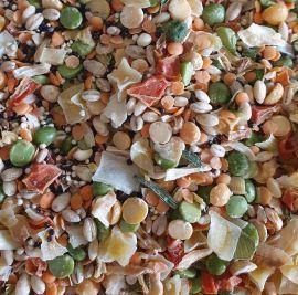 Natures Golden Harvest Vegetable & Bean Mix 1kg - Deluxe